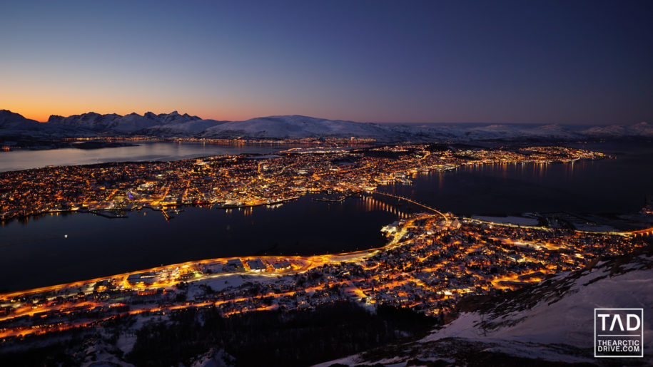 Tromso The Arctic Drive