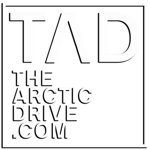 The Arctic Drive Logo